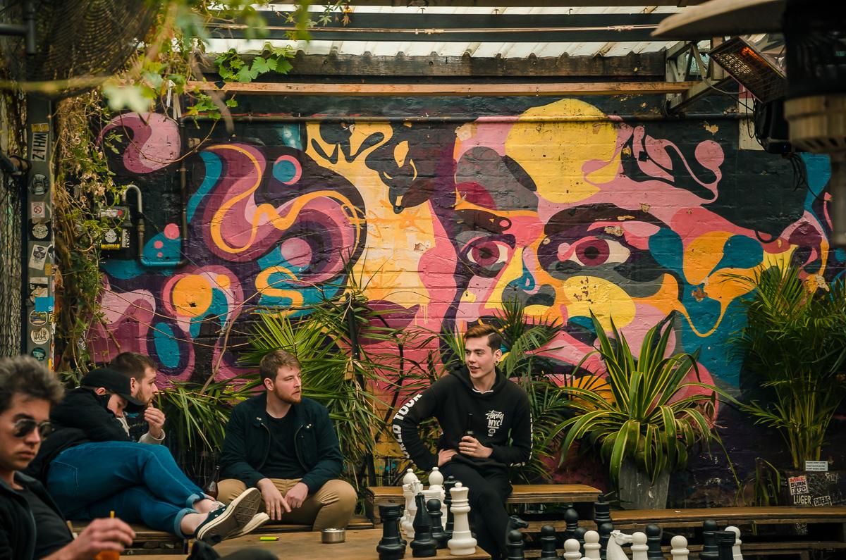 Melbourne Stevenson Lane Pub