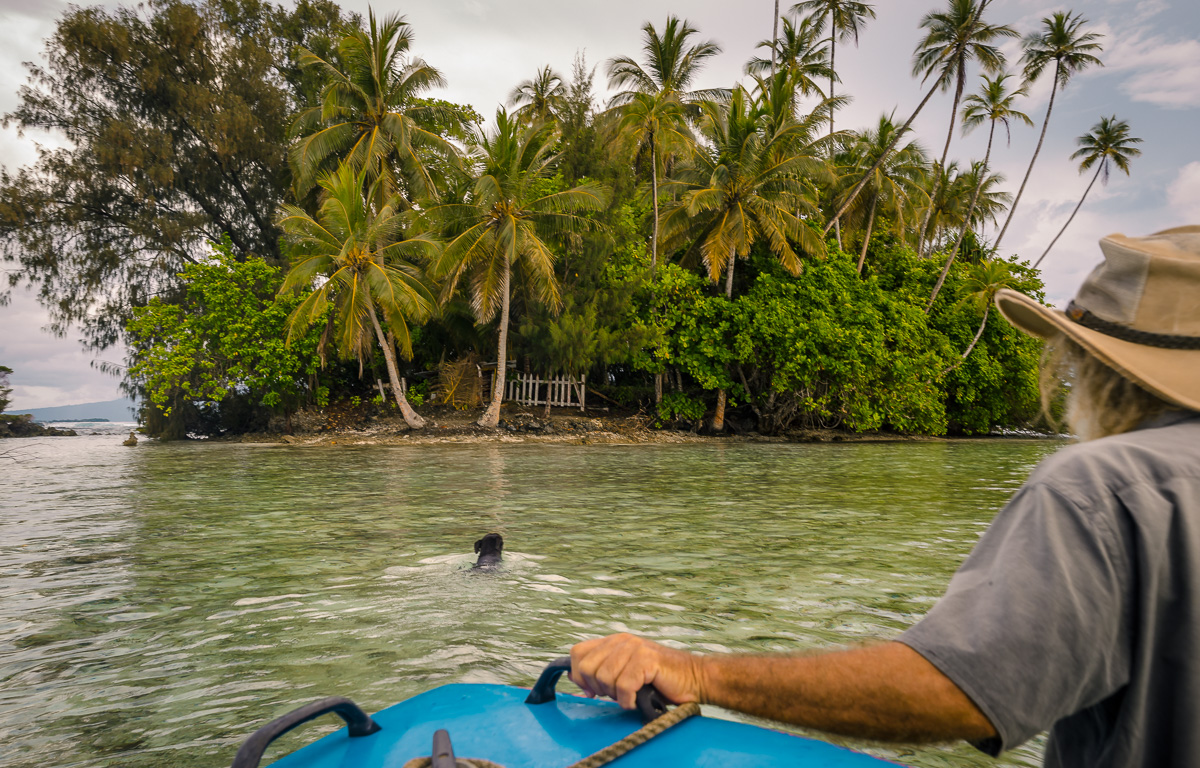 Skull Island Vonavona Lagoon