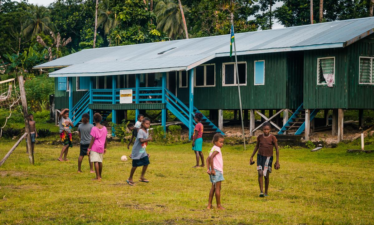 Boboe Village Vonavona