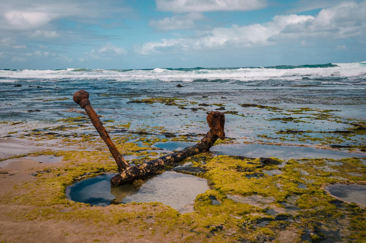 Wreck Beach Anchor