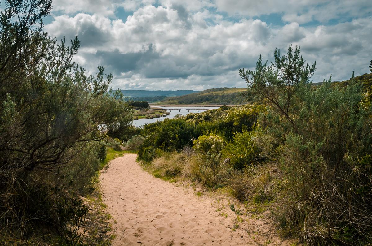 Great Ocean Walk Meets Aire