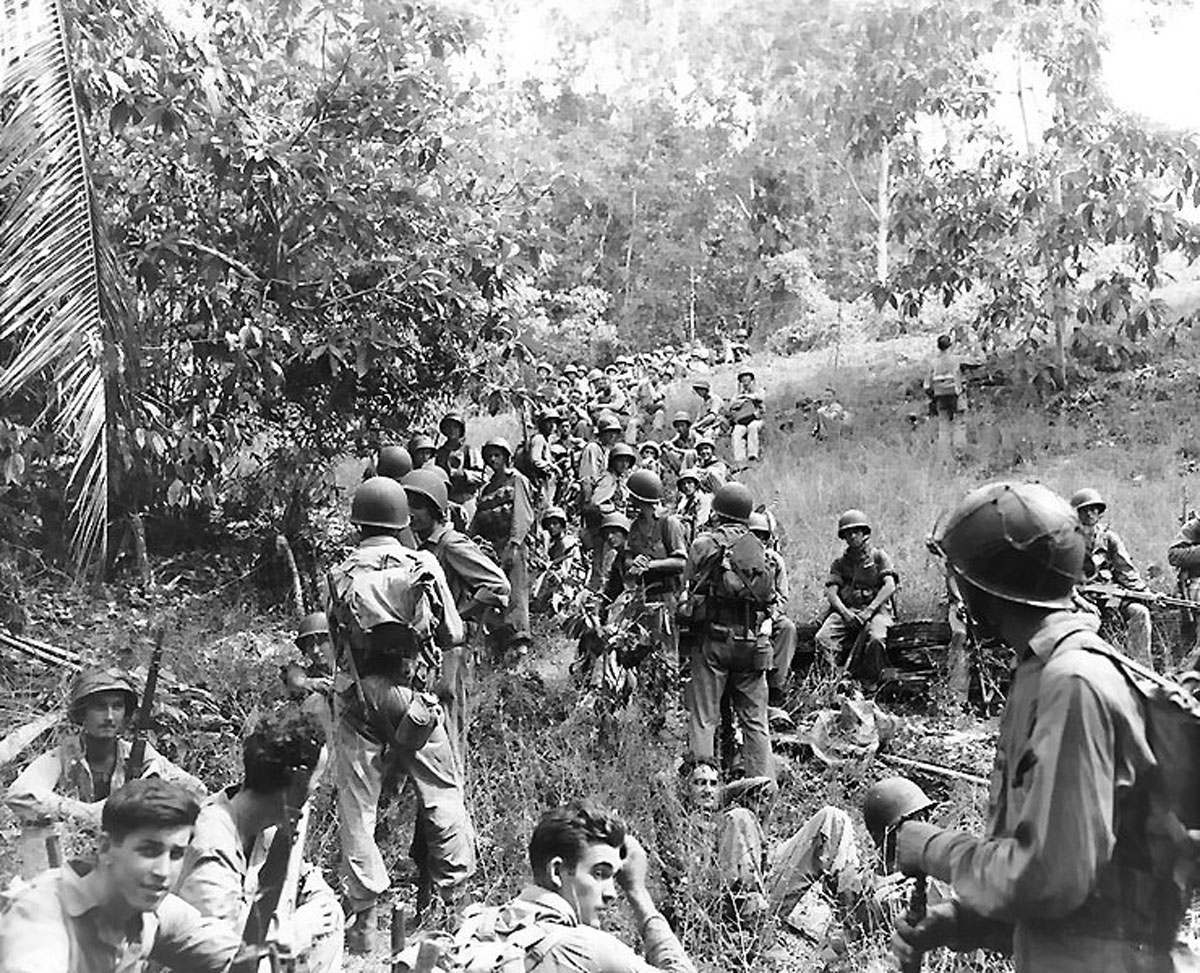 Guadalcanal Marines