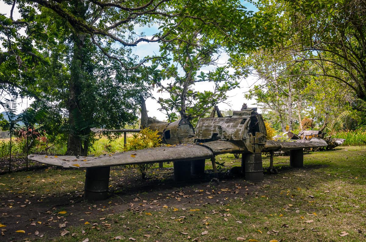Vilu War Museum Guadalcanal