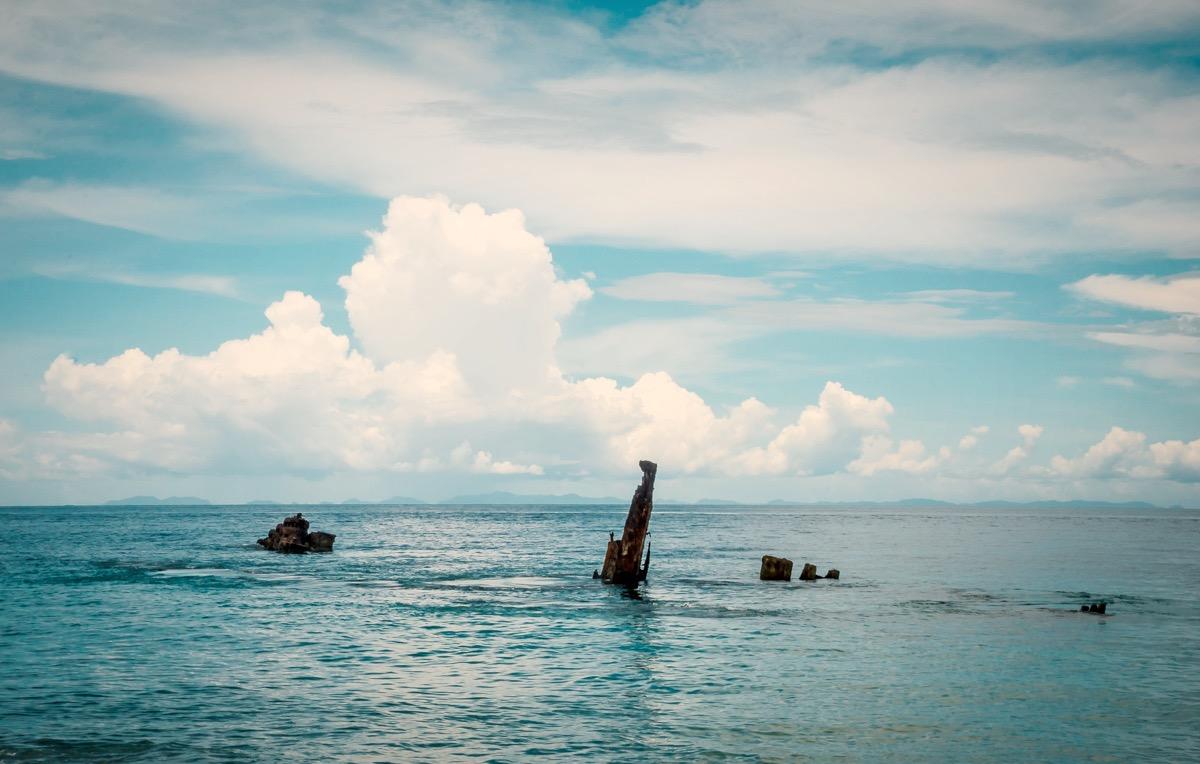 Hirokawa Maru Bonegi 1 Shipwreck