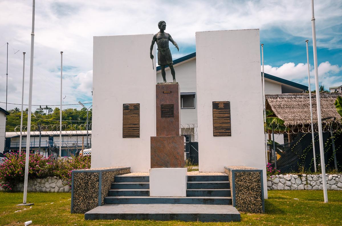Jacob Vouza Memorial