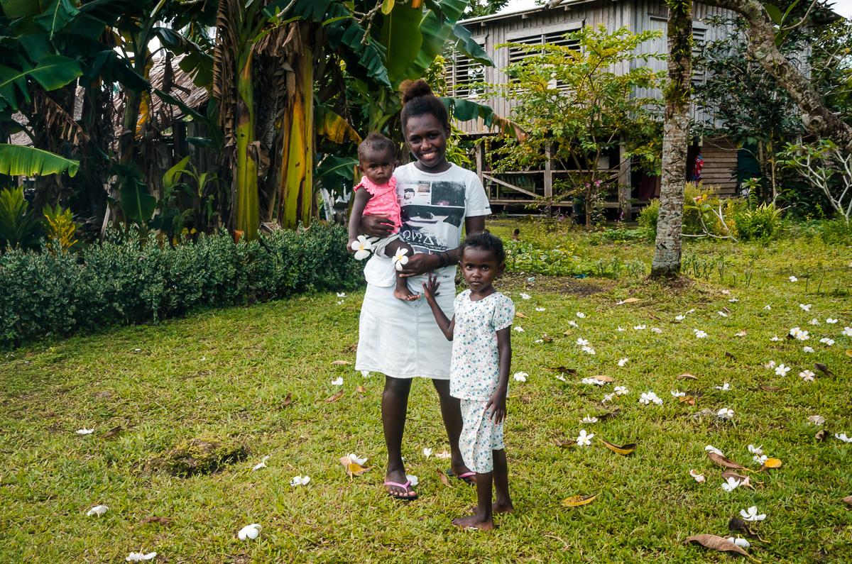 Egholo Village Solomon Islands