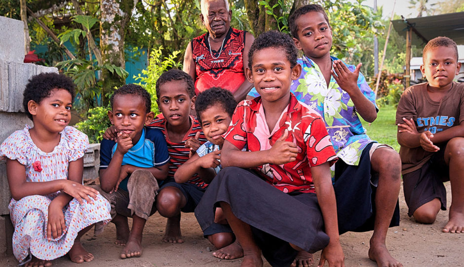 Three Days in Fiji