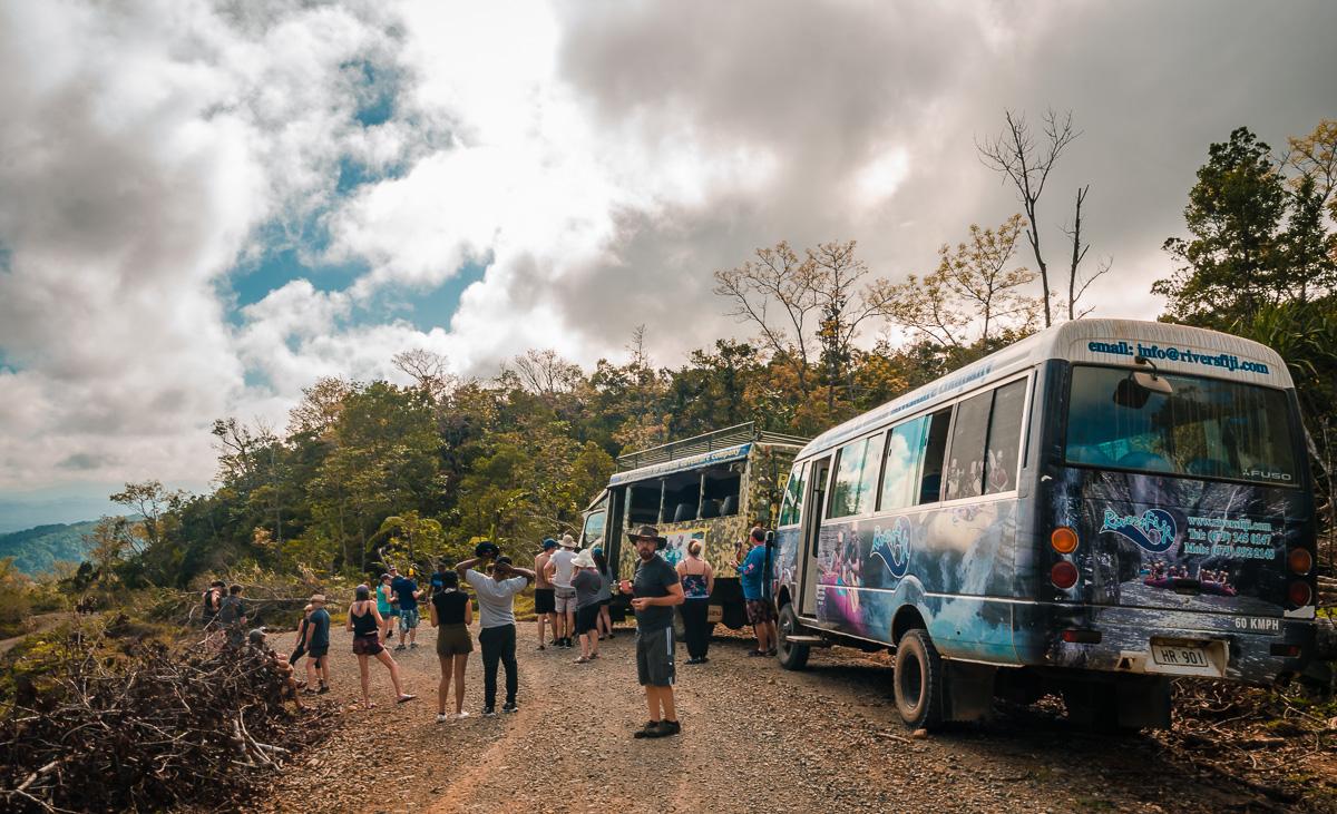 River Fiji Buses