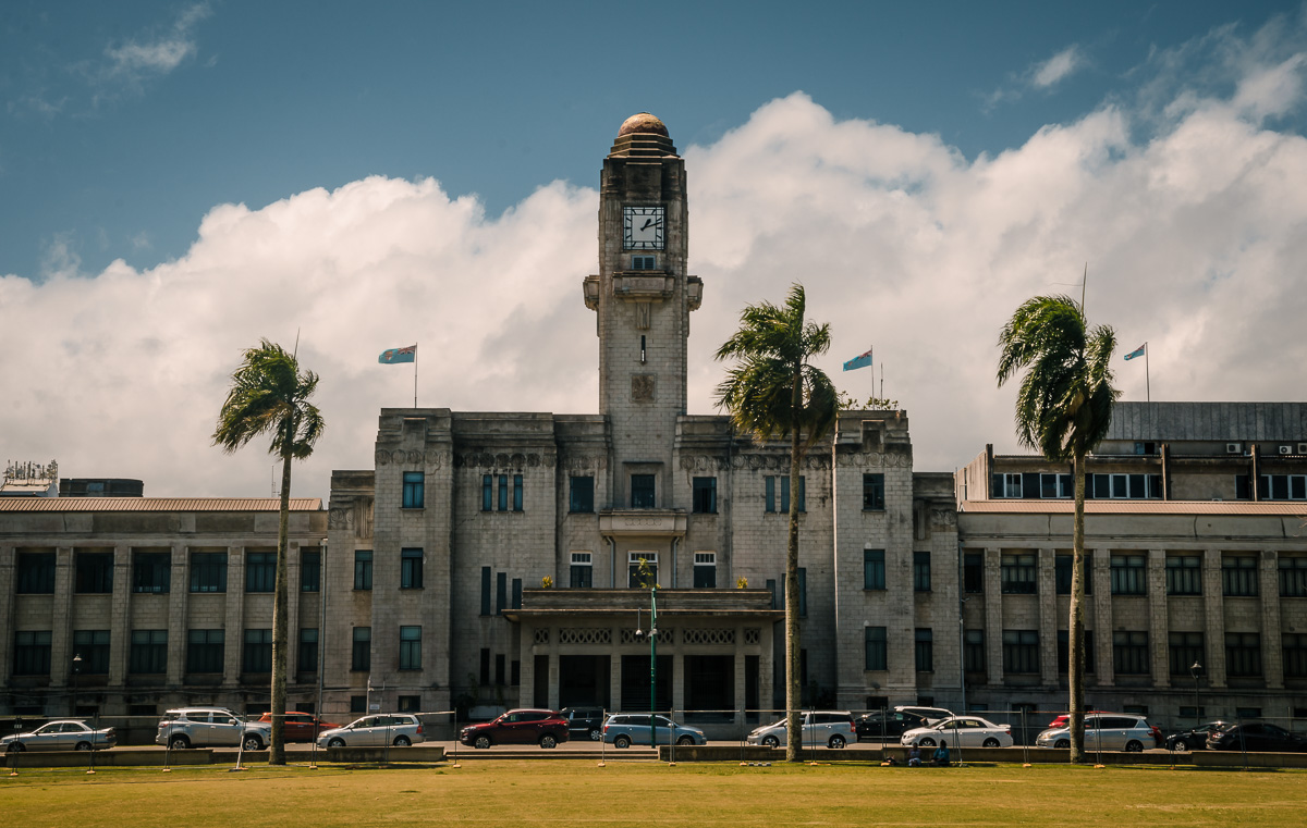 Suva Government Buildings