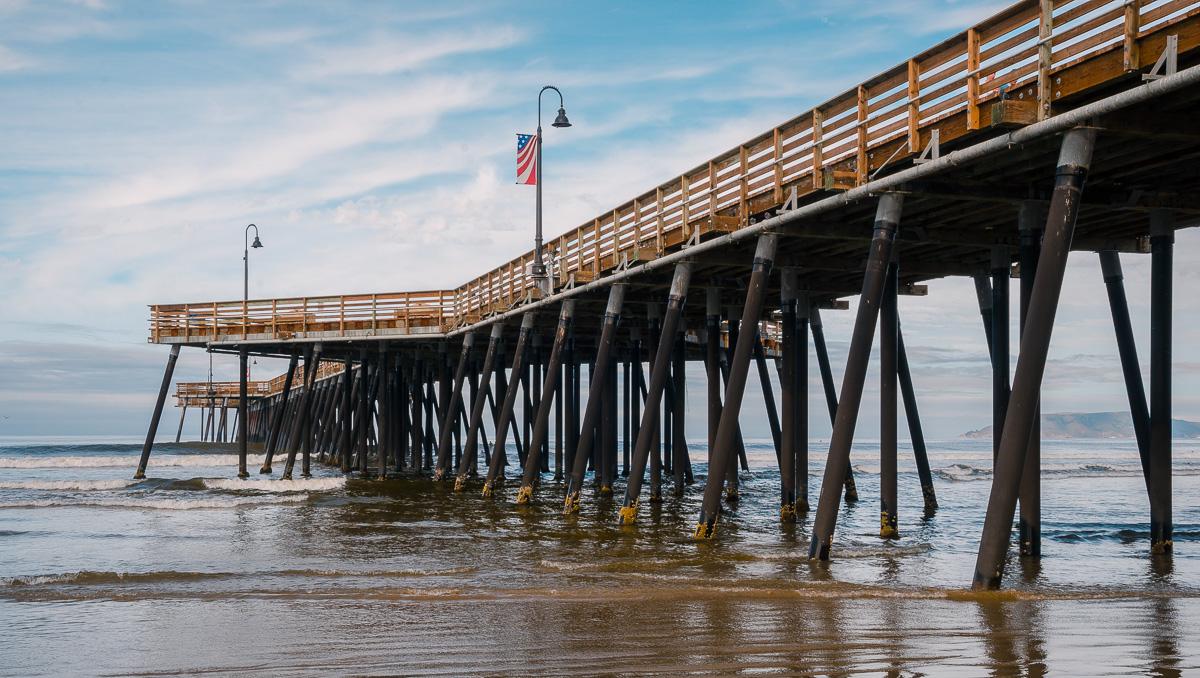 Pismo Beach Pier