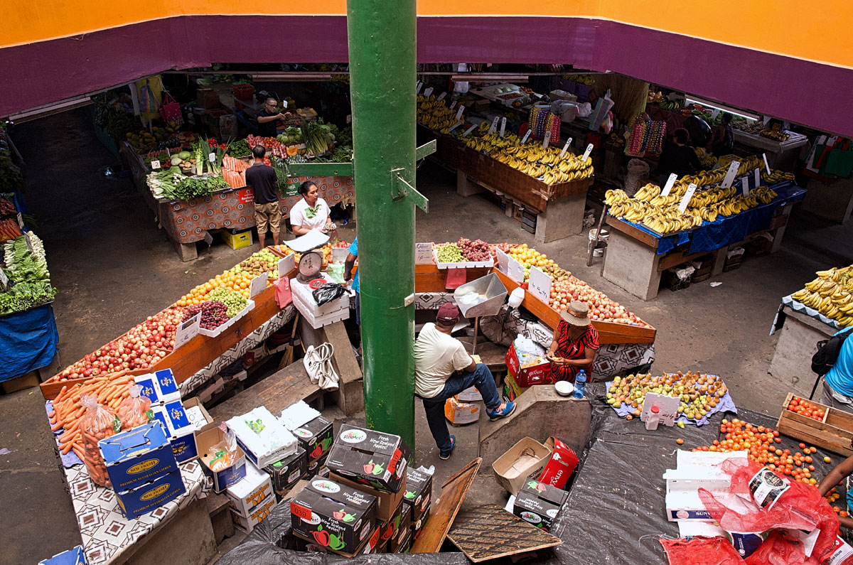 Suva Central Food Market
