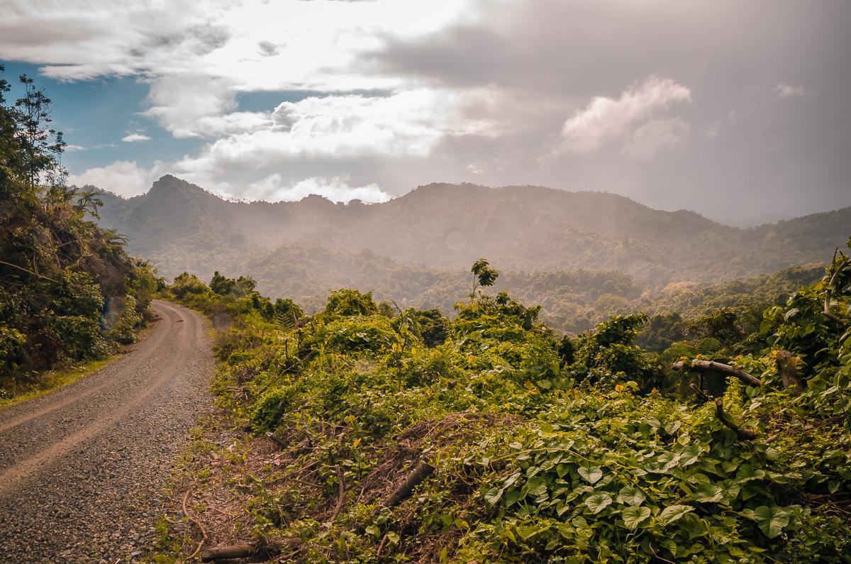 Viti Levu Mountains