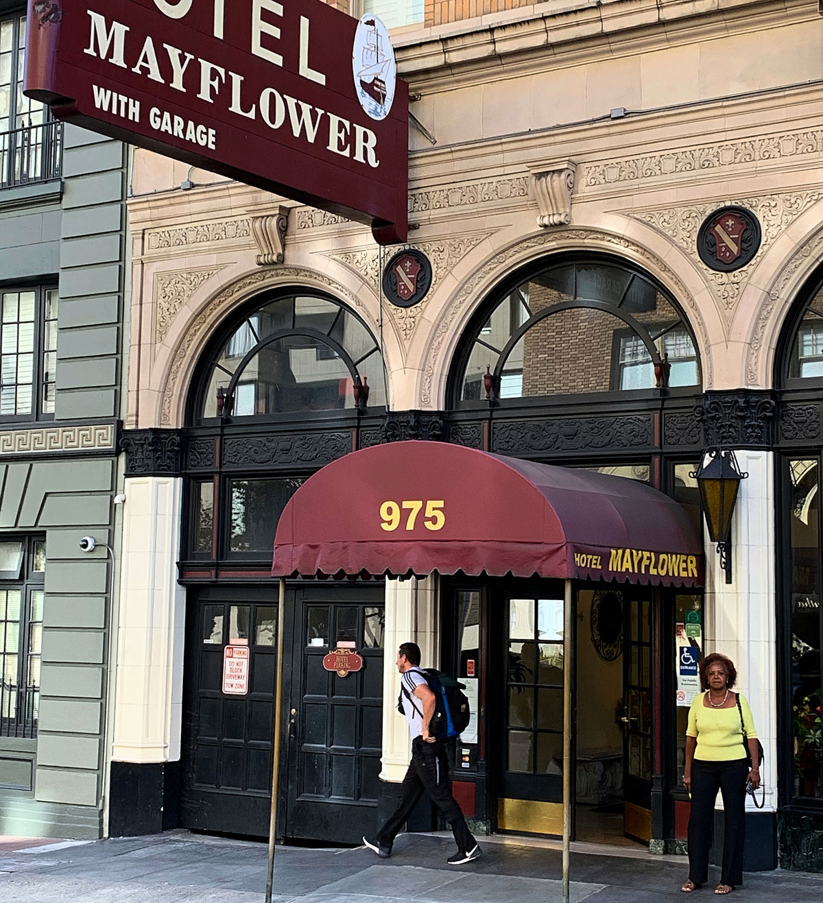 Mayflower Hotel San Francisco