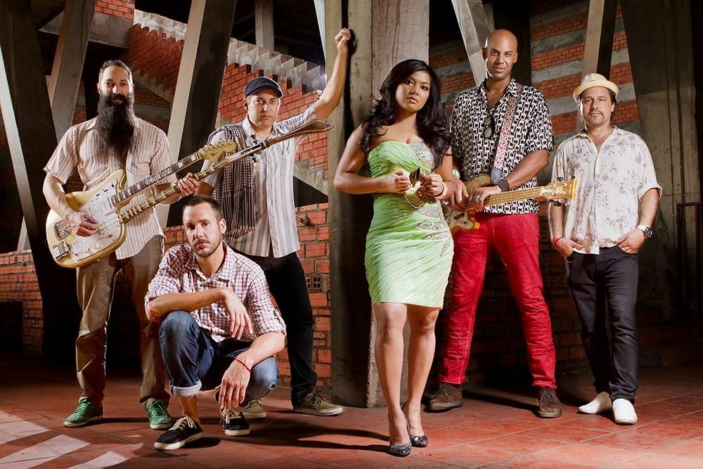 Dengue Fever Band