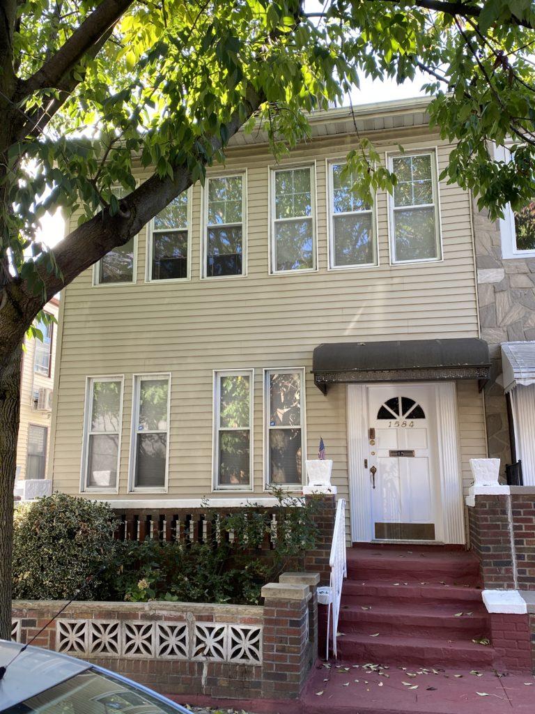 Ruth Bader Ginsburg home, Midwood Brooklyn