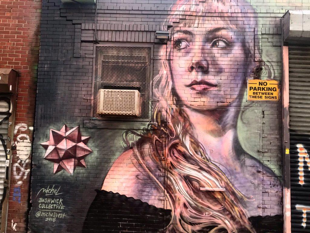 Brooklyn Bushwick Mural