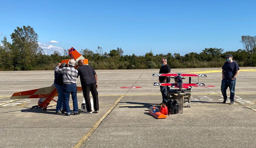 Floyd Bennett Field - Remote Control Model Planes