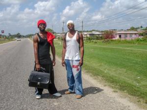 Dangriga - Two Young Men
