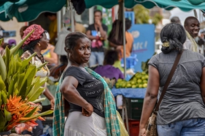 Saint-Laurent du Maroni - Street Vendor