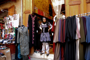 Sidon - Clothing Store Vendor