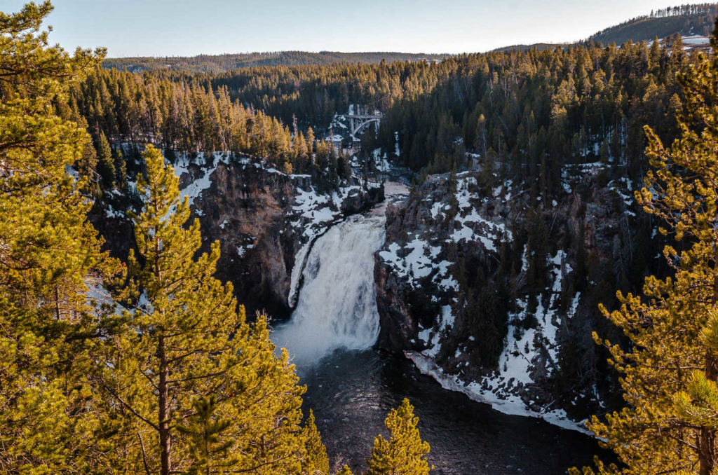 Yellowstone Upper Falls