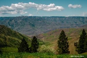 Hells Canyon, Idaho
