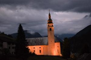 Village of Splügen Chapel